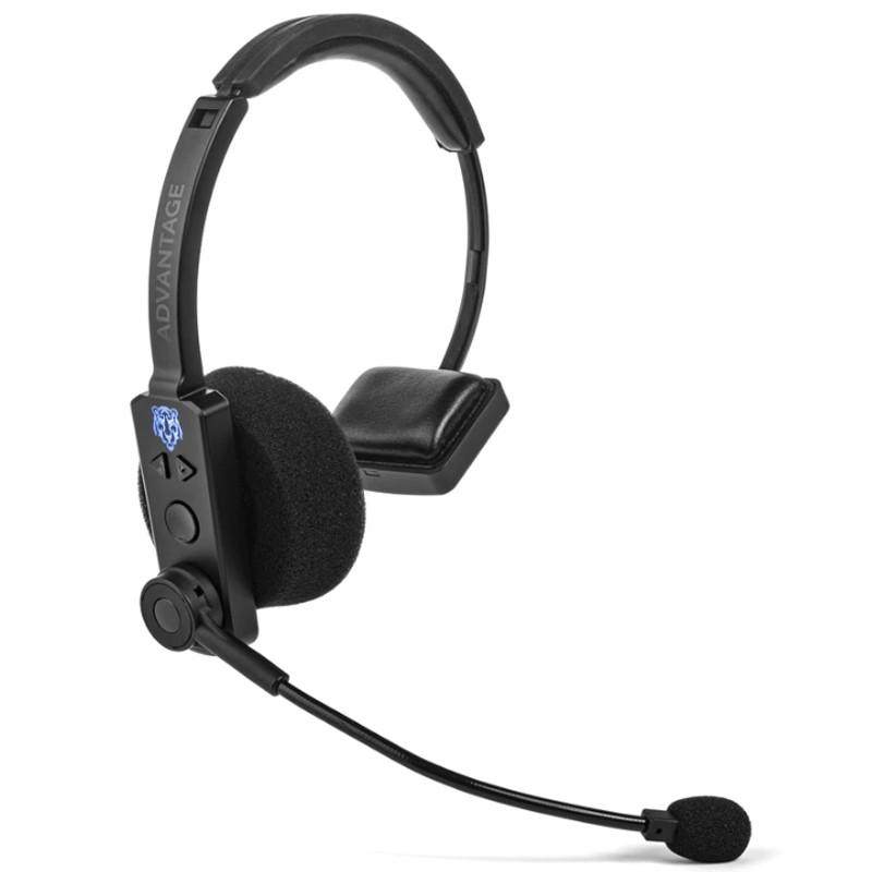 Blue Tiger Advantage Headset - Side View