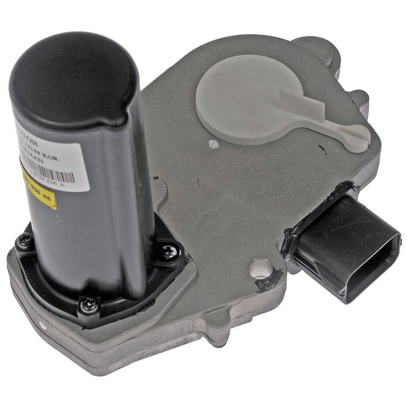 Chrysler Dodge Mitsubishi Ram Transfer Case Motor 5143477AA 5143477AB  Angle
