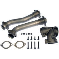 Ford IC Corporation International Turbocharger Up-Pipe Kit 1816103C1
