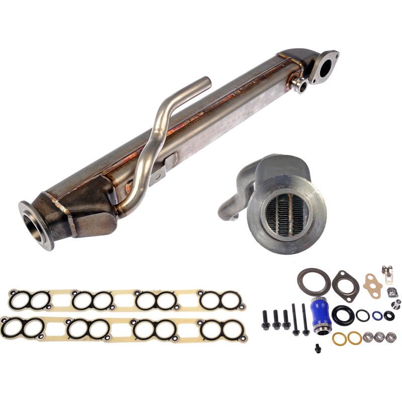 Ford IC Corporation International Diesel EGR Cooler 1845145C96 1845145C97