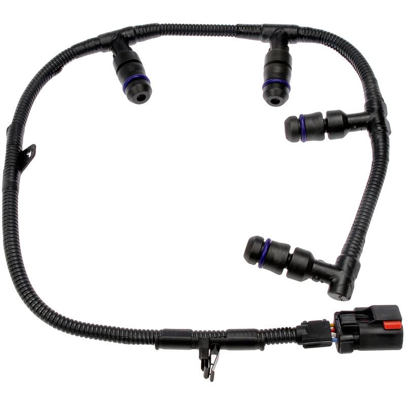 Ford 2004-2007 Glow Plug Harness 5C3Z-12A690-A
