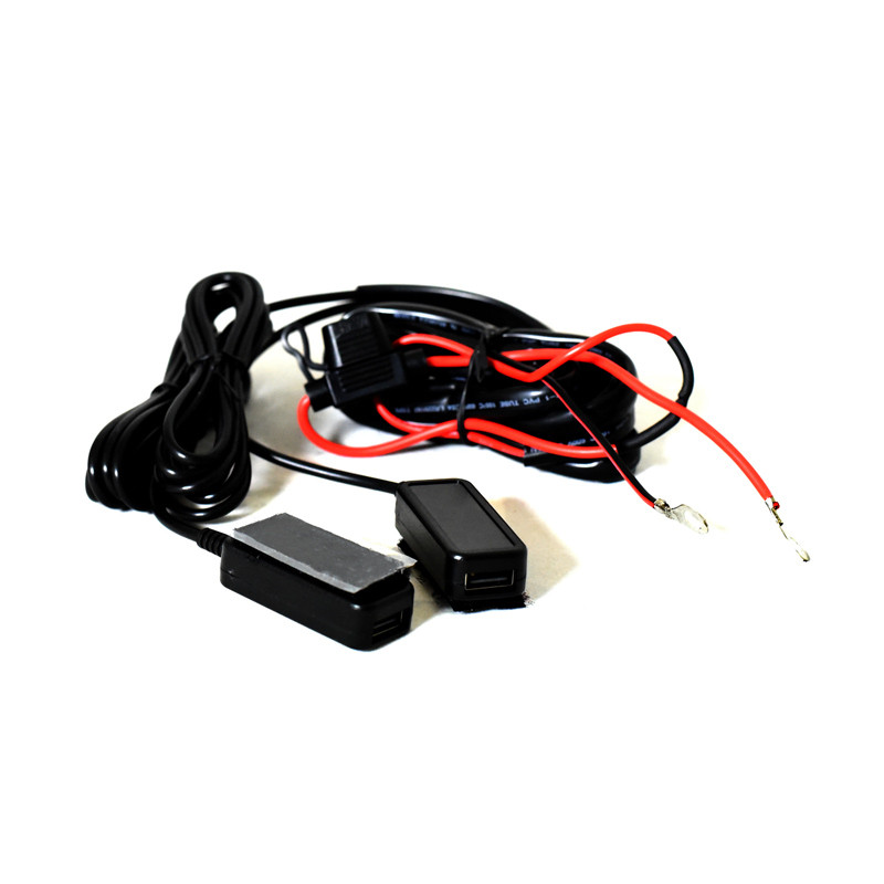 Dual USB Wire Harness