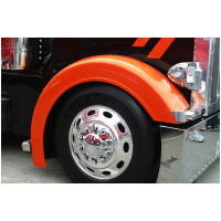 Long Side Front Fender Set