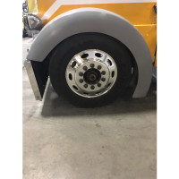 Project One Front Fender Set