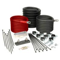 Tundra 2500 Watt Power Inverter Installation Kit
