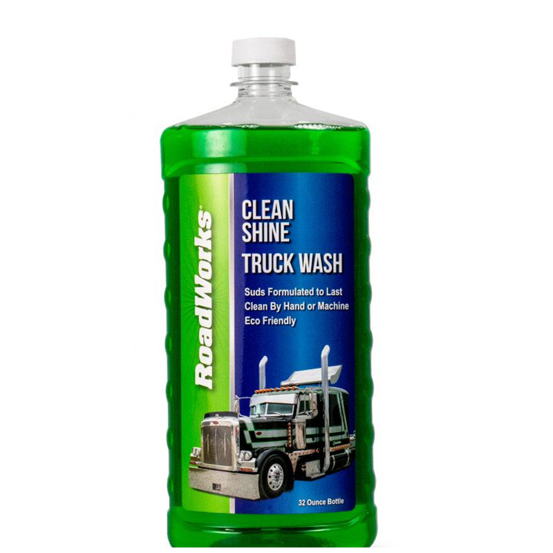 Clean Shine Truck Wash