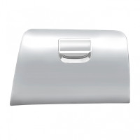 Freightliner Cascadia Chrome Glove Box Cover