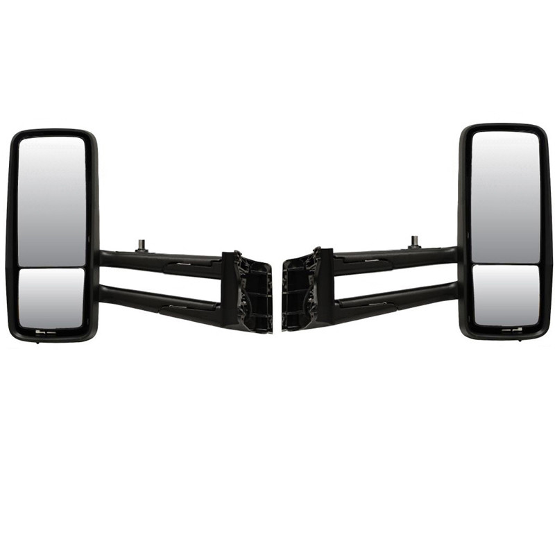 Chrome Heated & Motorized Mirror Assembly