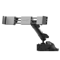 Heavy Duty Tablet Dock Pro Metal Clamp Holder