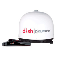 Playmaker Dish Satellite Antenna With Wally Receiver