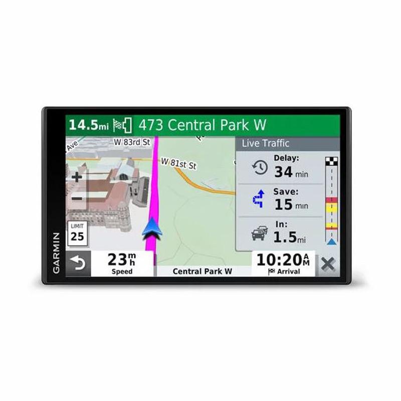 Garmin DriveSmart 65 GPS And Traffic