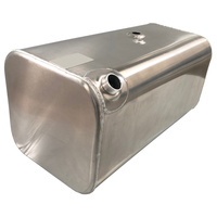 Freightliner M2 Aluminum Replacement Passenger Side 55 Gallon Fuel Tank Rear Fill