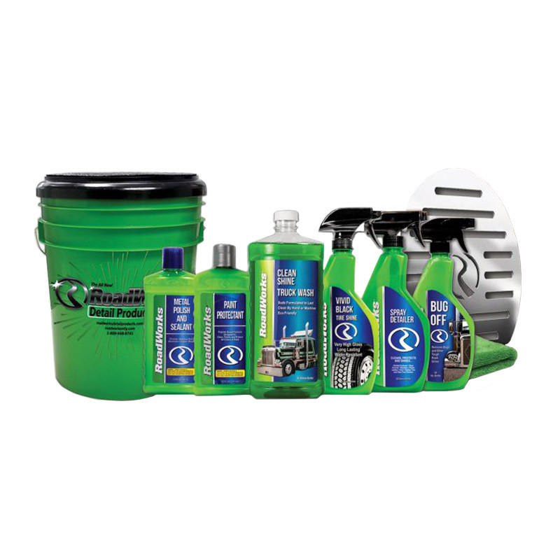 Detail Products Bucket Kit