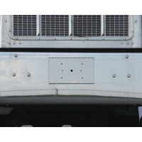 Peterbilt 378 379 Tow Pin Covers 1 Plate