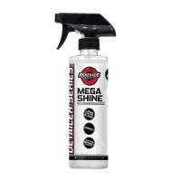 Renegade Mega Shine Rubber Vinyl And Plastic Dressing