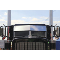 "Peterbilt 2005+ Darwin 11"" Drop Visor"