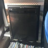 Peterbilt 579 Refrigerator Storage Solution By Iowa Customs