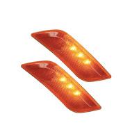 Peterbilt 567 579 587 LED Fender Turn Signal Light Both