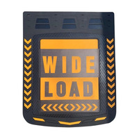"24"" x 30"" Wide Load Mud Flap"