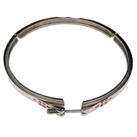 Diesel Particulate Filter Exhaust Clamp