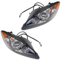 International Prostar Heavy Duty LED Headlight Set