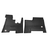 Kenworth T270 T370 T300 Minimizer Floor Mat - Automatic Transmission With Passenger Seat Storage box