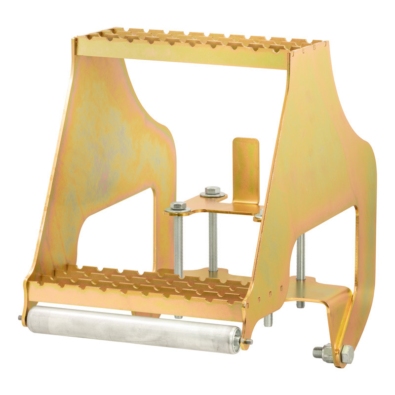 Highrise Folding Rear Entry Step - Default