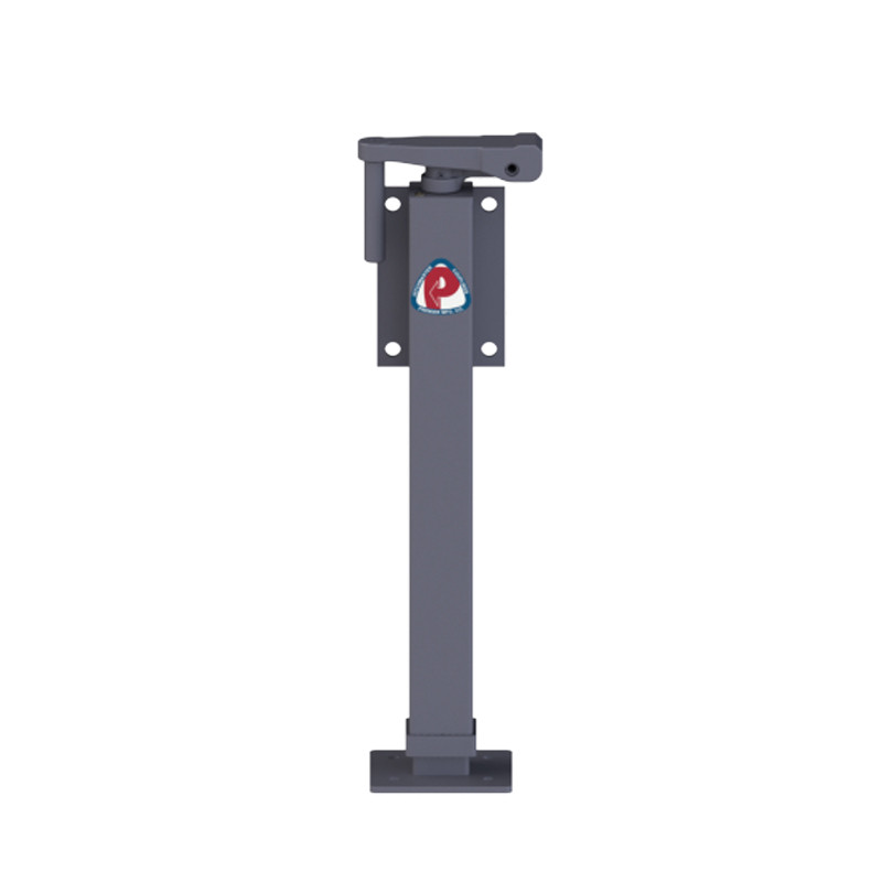 800 Utility Jack With Caster Plate & Sand Shoe Combination