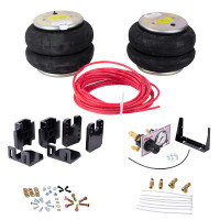 Front Axle Loadshare Air Ride Kit By Firestone