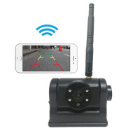 Universal Heavy Duty Wifi Backup Camera System With Battery