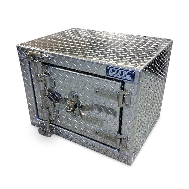 "Bar Lock With Cam Lock 24"" Underbody Tool Box"