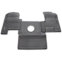 Freightliner Classic Digital Fit Floor Mats by Redline