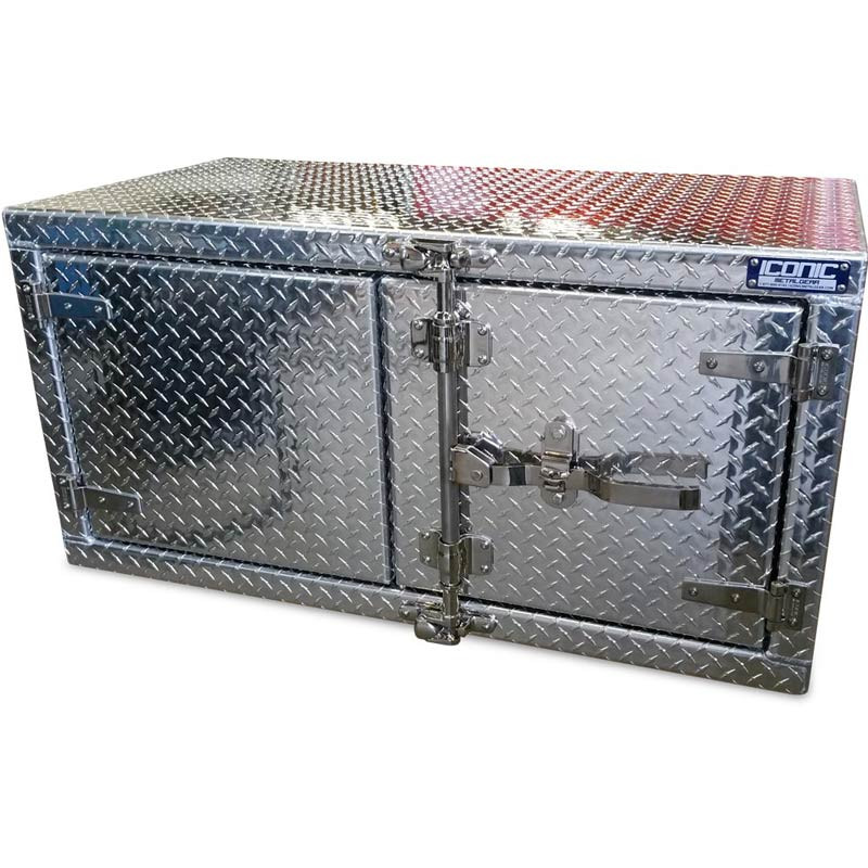 "Bar Lock With Cam Lock 36"" Underbody Tool Box"