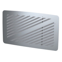 Volvo VNL Angled Replacement Grill 2004-2018