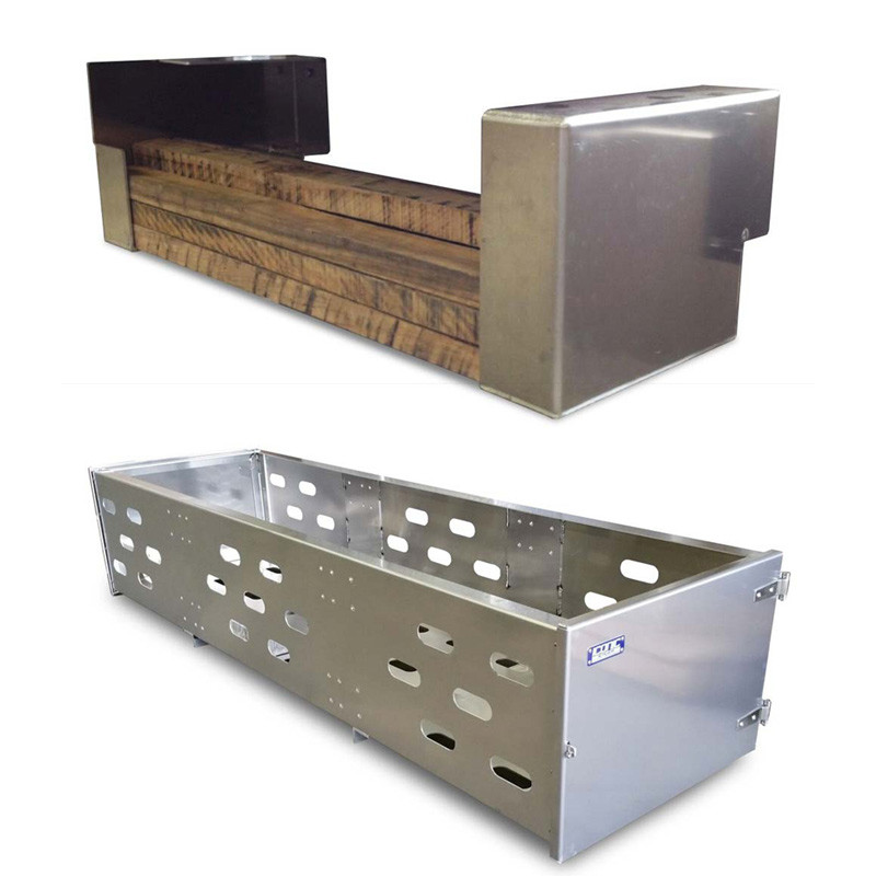 Aluminum Wood & Dunnage Holders