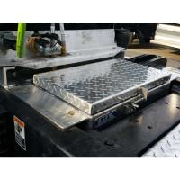 Heavy Duty Aluminum Inframe Toolbox