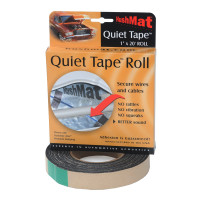 """Hushmat 1"""" x 20' Quiet Tape Roll"""