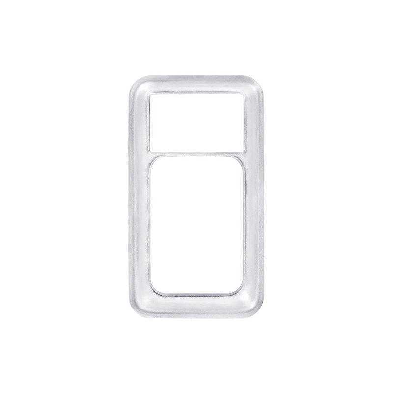 International Stainless Steel Large Paddle Switch Plate
