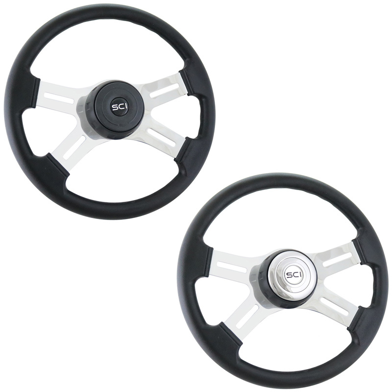 "Classic Polyurethane 16"" Steering Wheel Options"