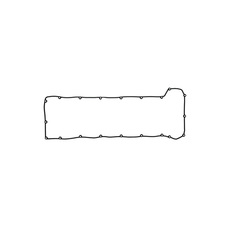 Mack MP8 Volvo D13 Spacer Gasket 22777560 21727433 Top Down View