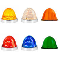 18 LED Classic Style Watermelon Clearance Marker Light By Grand General - Default