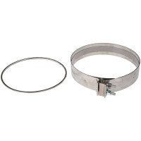 Diesel Particulate Filter Gasket And Clamp Kit A0004902241 A6804910480