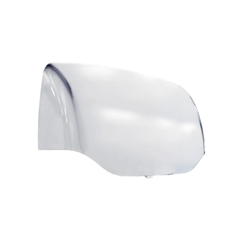Kenworth T680 T800 Peterbilt 579 Chrome Hood Mirror Cover -Default