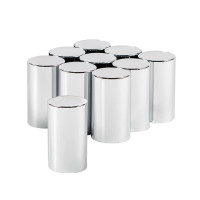 10 Pack Cylinder Nut Cover