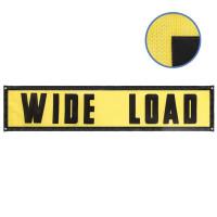 """15"""" x 72"""" Wide Load Vinyl Mesh Banner"""