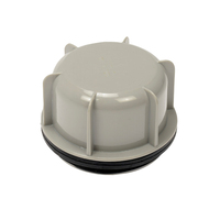 International IC Headlight Bulb Cap