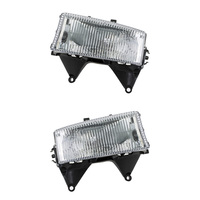 Dodge Dakota Durango Headlight Assembly (Pair)