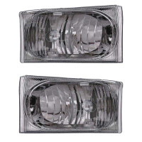 Ford F Series Headlight Assembly (Pair)