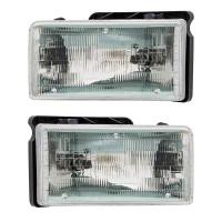 Dodge Dakota Headlight Assembly (Pair)