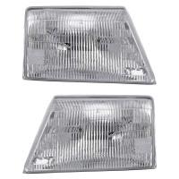 Ford Ranger Headlight Assembly (Pair)